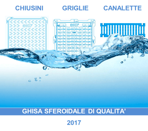 catalogo chiusini e canalette 2017