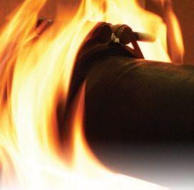 Giunto Teekay Axilock FP esempio fuoco