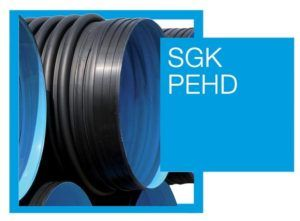 tubi spiralati PEAD-SGK