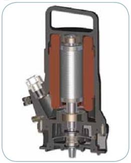 Elettropompa Elettromeccanica serie F