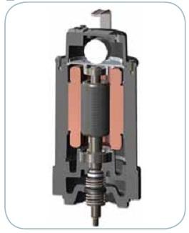 Elettropompa elettromeccanica serie I