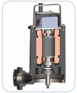 Elettropompa Elettromeccanica Serie S