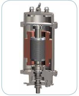 Elettropompa elettromeccanica serie Y