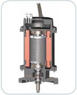 Elettropompa elettromeccanica serie P