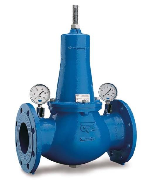 Riduttore e stabilizzatore della pressione dell'acqua